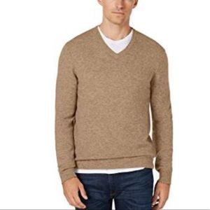 Club Room men's 100% cashmere sweater 2242